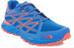 The North Face W's Ultra Endurance Shoes Blue Quartz/Rocket Red